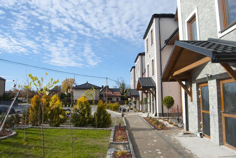Aktualne zdjęcia osiedla Ciepłe Mieszkania