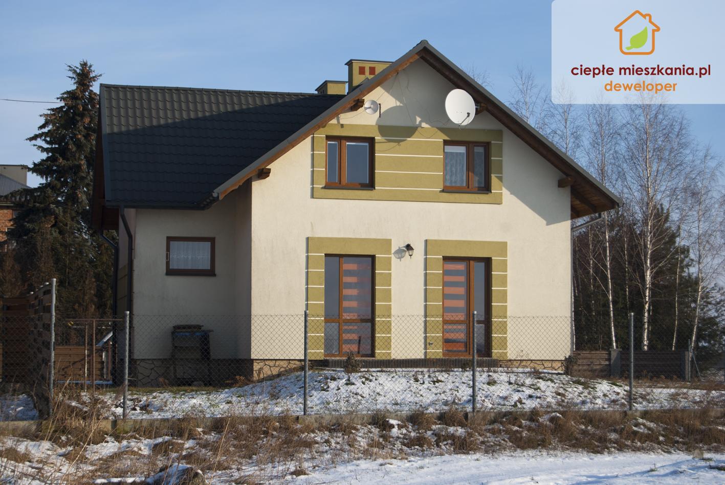 Dom na sprzedaż Przeworsk, wykończone 130m2, 380 000 zł