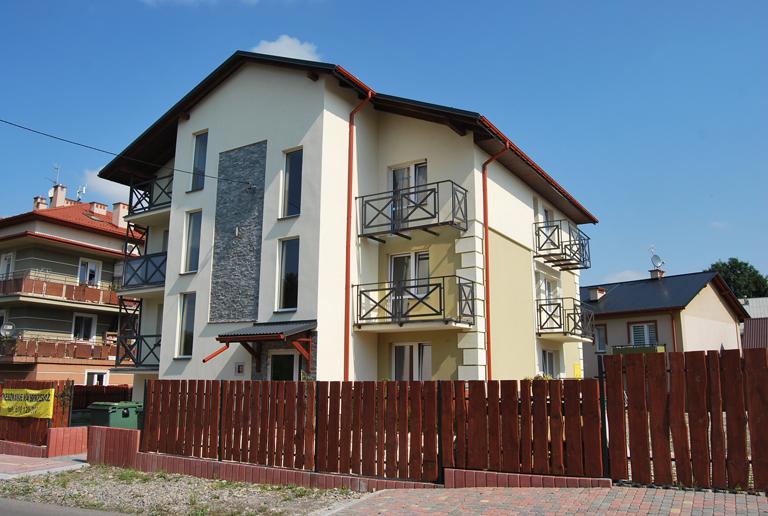 Nowe Mieszkanie 58,8 m2, Krasne – Rzeszów  217 200 zł