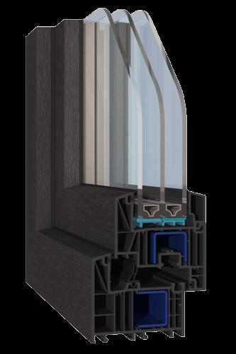 okna trzyszybowe wmieszkaniach
