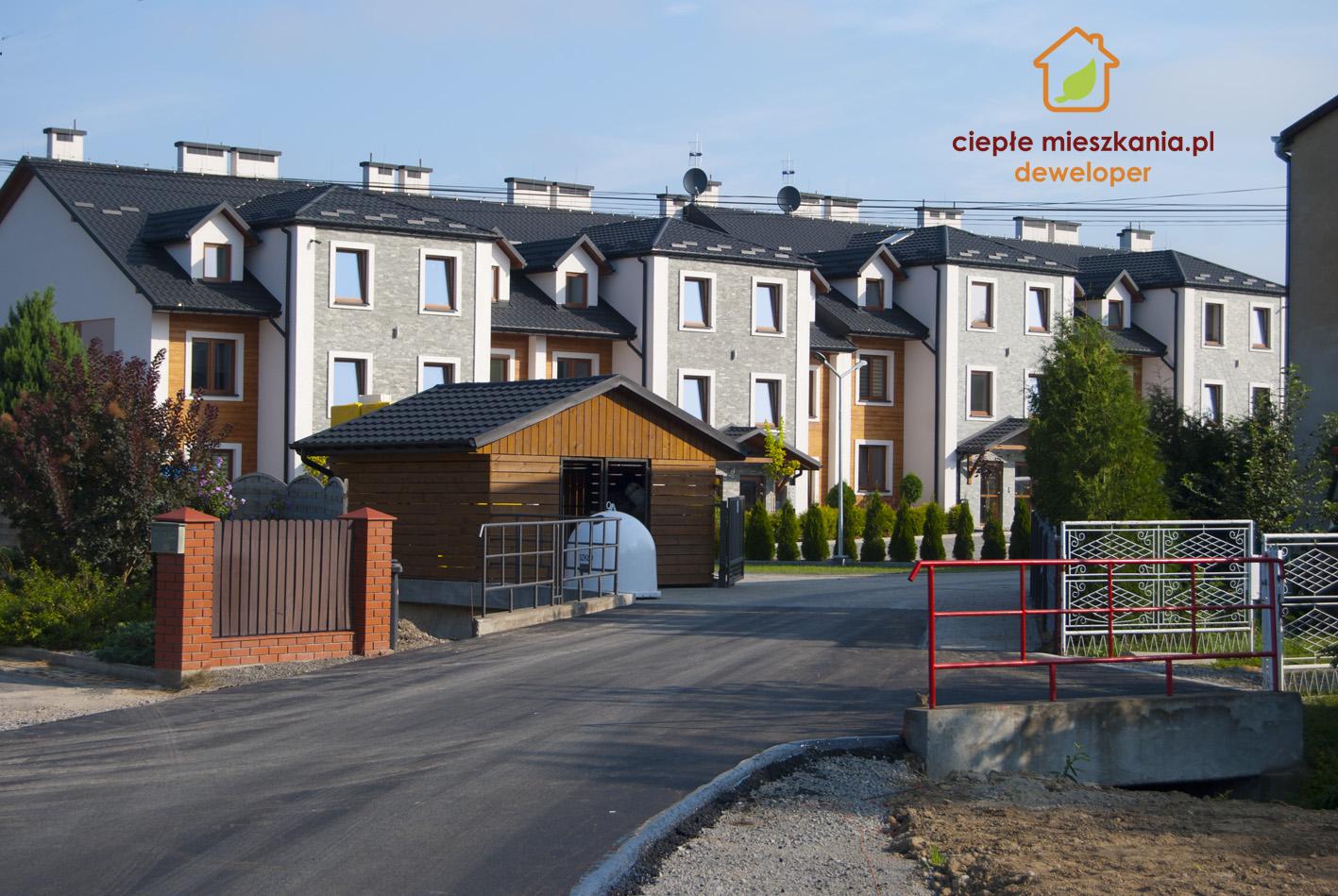 II etap zdjęcia zbudowy CiepleMieszkania.pl postęp prac