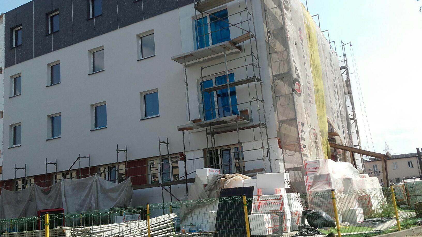 Mieszkania zwindą – ciąg dalszy inwestycji Łańcut